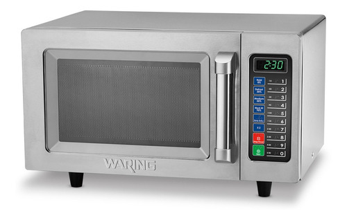 horno microondas waring commercial wm090