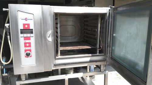 horno pan convección convotherm