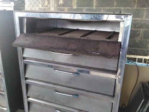 horno panadero de 10 bandejas