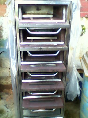 horno panadero de gas 5camara