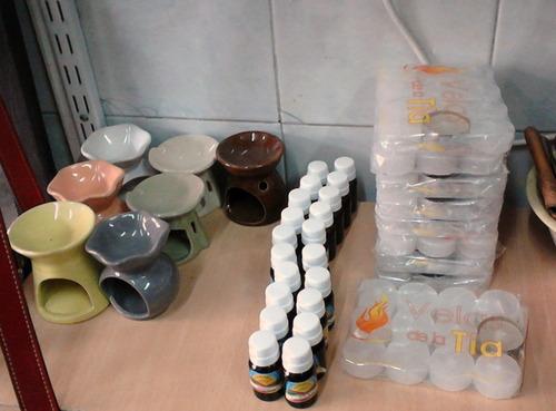 horno para aromaterapia