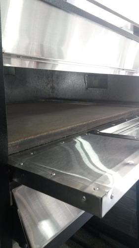 horno para pizza profesional 1 camara