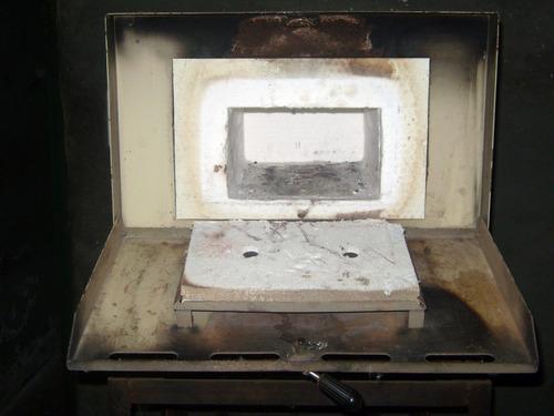 horno para templar termoquar y hornos de forja