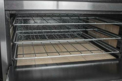 horno pastelero 12 moldes depaolo acero inoxidable con valv