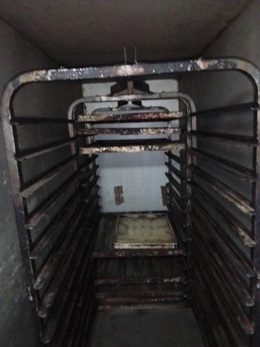 horno polín camara