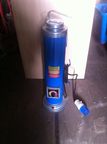 horno portatil para conservación de electrodos