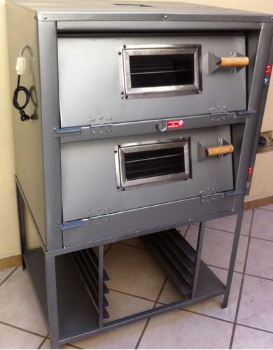 horno p/pizza ó panadería, c/mirillas y gratinador !!