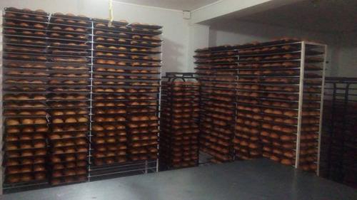 horno rotativo de 54 bandejas para pastelerias