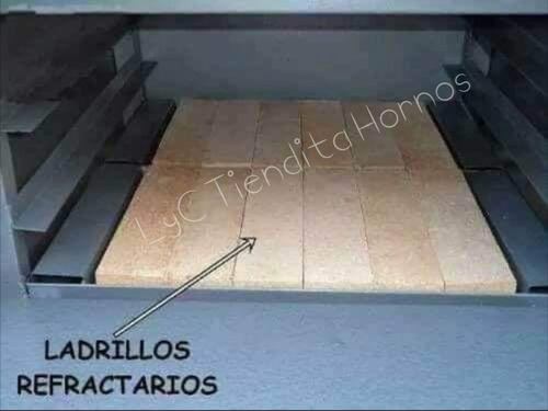 horno semi industrial 2 bandejas de 50x50