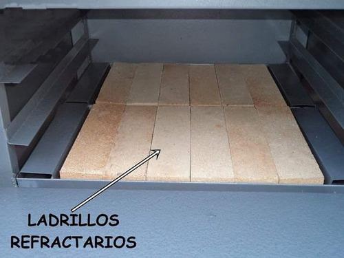 horno semi industrial 50*50 con garantía nuevos