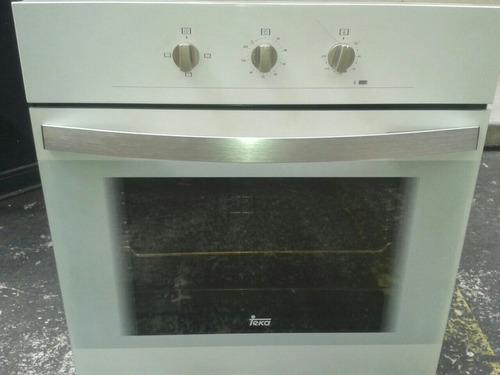 horno teka electrico blanco