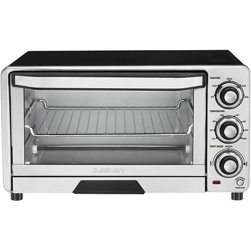 horno tostador cuisinart