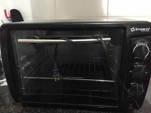 horno tostador eléctrico imaco