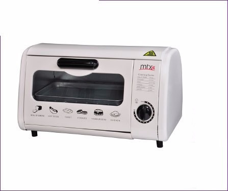 horno tostador electrico  marca mtx