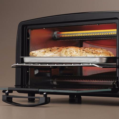horno tostador proctor silex 31118r negro