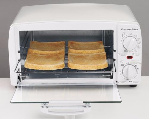 horno tostador proctor silex blanco