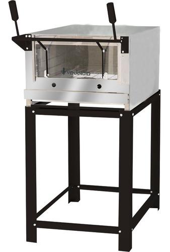 horno venancio pizzero modelo 80- piso refractario