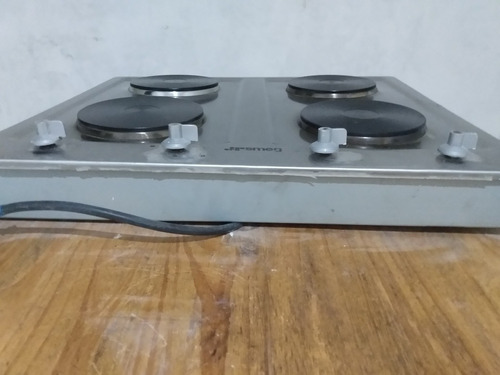 horno y anafe eléctrico
