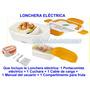 Lonchera Electrica Portatil + Obsequio Sanduchera