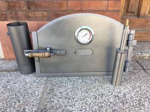 hornos de barro artesanales