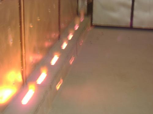 hornos para  curado de pintura en polvo o liquida 4.1