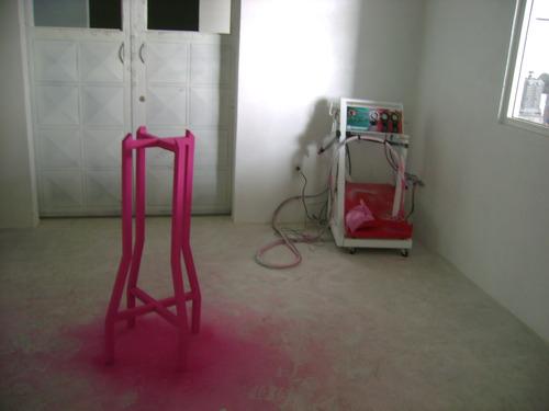 hornos para  curado de pintura en polvo o liquida 4.6