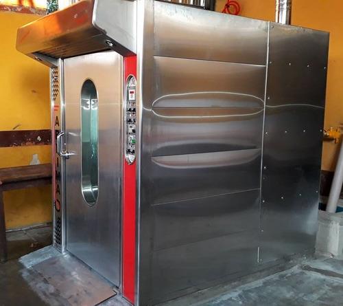 hornos rotativos de panaderia 36 bandejas