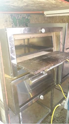 hornos semi-industriales