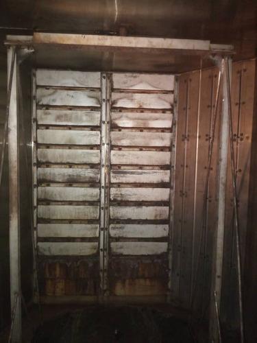 hornos y maquinarias de panaderia servicio tecnico.