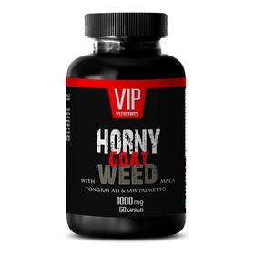 Horny Goat Weed -  60 Cápsulas Aumento Del Libido
