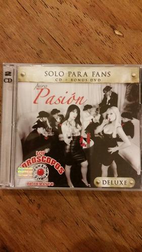 horoscopos de durango pura pasion cd+dvd