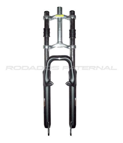 horquilla doble cristo cabeza aluminio suspension r26