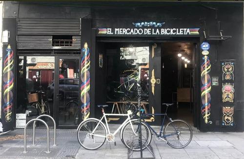 horquilla rigida - rodado 26 - para disco - bicicleta