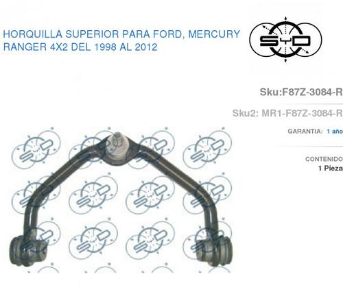 horquilla sup der. ranger mazda 4x2 98/2012 f87z-3084-r