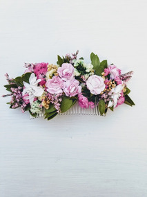 en pies tiros de clientes primero compra genuina Flores Artificiales Para Cabello - Recuerdos en Mercado ...