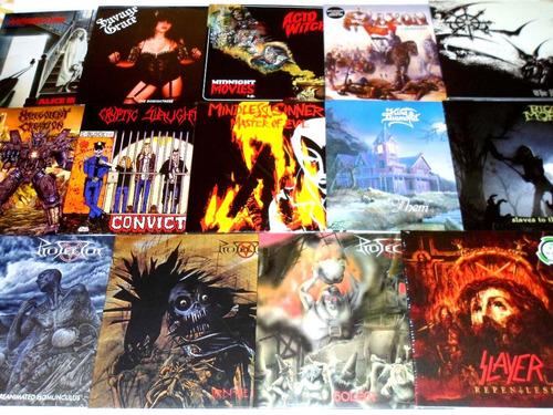 horrified deus diabolous inversus 2-lp vinyl