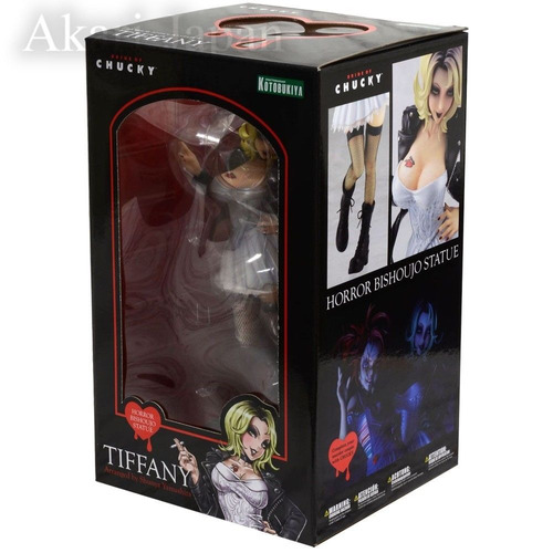 horror bishoujo kotobukiya bride of chucky tiffany