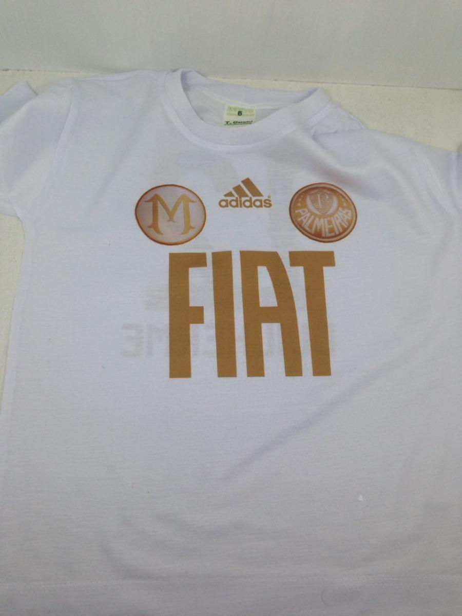 Horror Empório - Camiseta Infantil Palmeiras Marcos Dourada - R  30 ... 9cb477273ad03