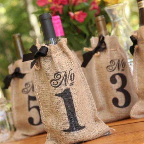 hortense b. hewitt arpillera número de la tabla del vino ac