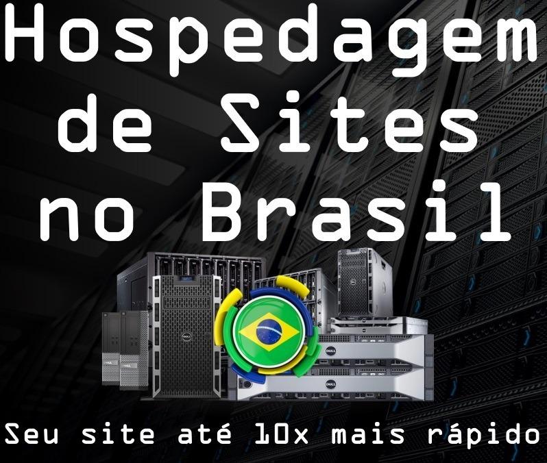 Hospedagem De Site Brasil 10gb Ssd + Ssl Grátis - R  10 a31ddd15b63