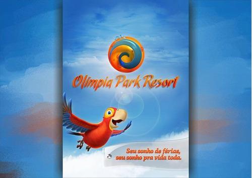 hospedagem olímpia park resort férias e descanso familiar