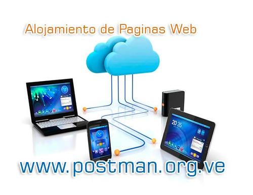 hospedaje web - hosting para paginas web correo electrónico