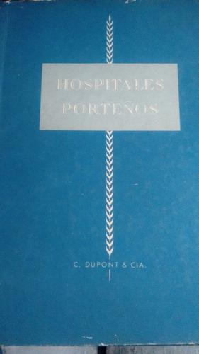 hospitales porteños.