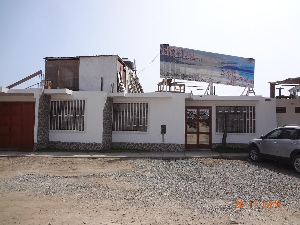 hostal playa arica, habitaciones matrimoniales y triplex