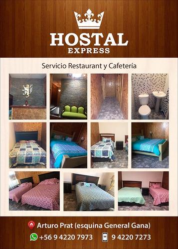 hostal y alojamiento express