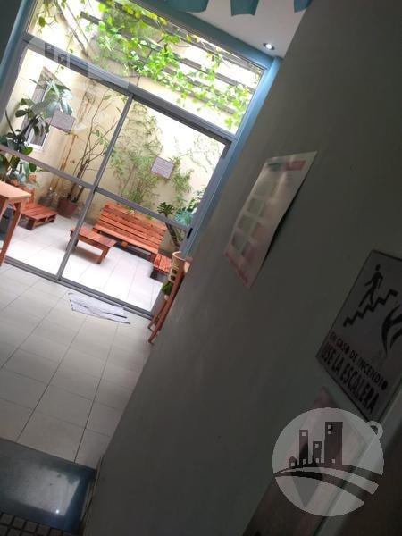hostel 10 hab.