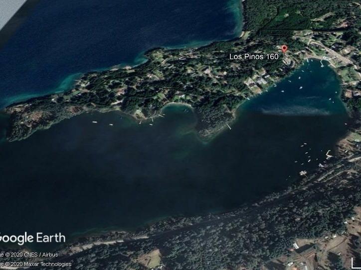 hostería apart 14 deptos bº pnsla bahía mzno villa la angostura 1200m2lote4917m2