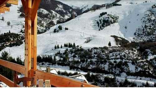 hosteria del cerro ski resort .catedral
