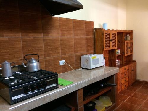hosteria sol y mar, habitaciones c/baño priv/estacionamiento