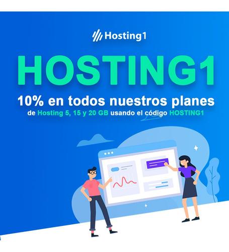 hosting 20 gb - hosting web cpanel - wordpress - joomla